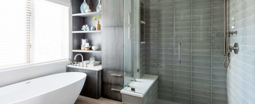 You HAVE to See this Custom Bathroom Remodel