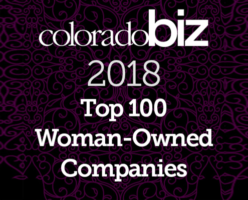 Design Studio is Named Top 100 Woman-Owned Companies