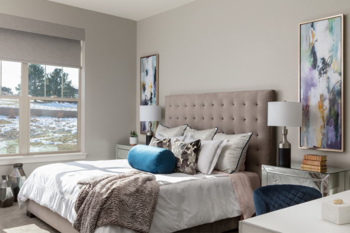 Beautiful Loveland Master Bedroom