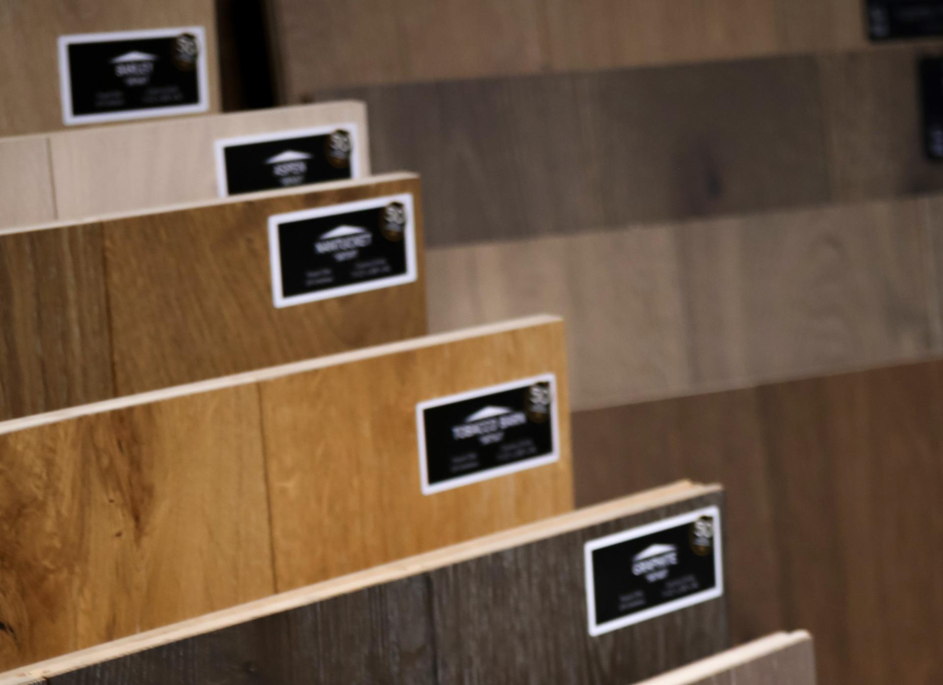 Wood Samples 1